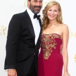 "These two aren't together anymore, but given that Jon Hamm and Jennifer Westfeldt dated for 18 years, it's fair to say they enjoyed a longer relationship than many married couples. In 2012 the actor said: ""after 10 years, Jennifer is more than just a girlfriend."" (Photo: WENN)"