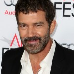 That beard plus the accent? Antonio Banderas has the whole package! (Photo: WENN)