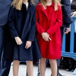 Princes Leonor and Infanta Sofia of Spain are the daughters of Queen Letizia and Felipe VI. They are cute, they're young, and they're royalty. Should I go on? (Photo: WENN)