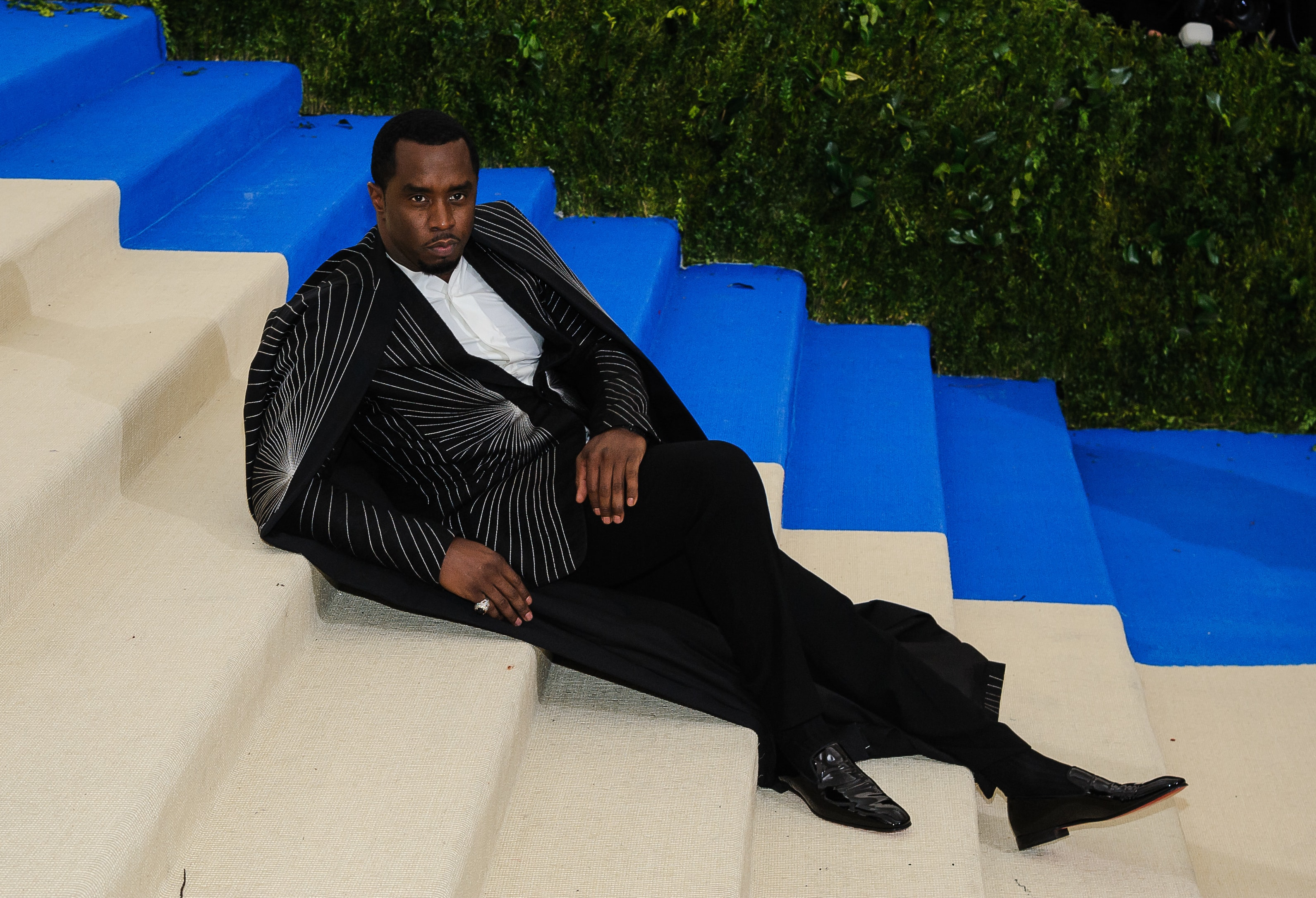 Sean Combs has changed his name… again! (Photo: WENN)