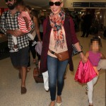 Katherine Heigl and Josh Kelley traveled to South Korea to adopt Naleigh in 2009. The couple then welcomed Adalaide to the family in April 2012. (Photo: WENN)