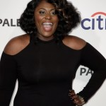 "Danielle Brooks at the 2014 PaleyFestre presentation of ""Orange Is The New Black"". (Photo: WENN)"