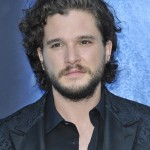 Kit Harington's is the best beard in the Seven Kingdoms! (Photo: WENN)