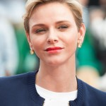 Princess Charlene of Monaco is yet another plebeian turned princess. Before marrying Prince Albert II, she represented South Africa in the 2000 Olympics, and then again in 2014. (Photo: WENN)