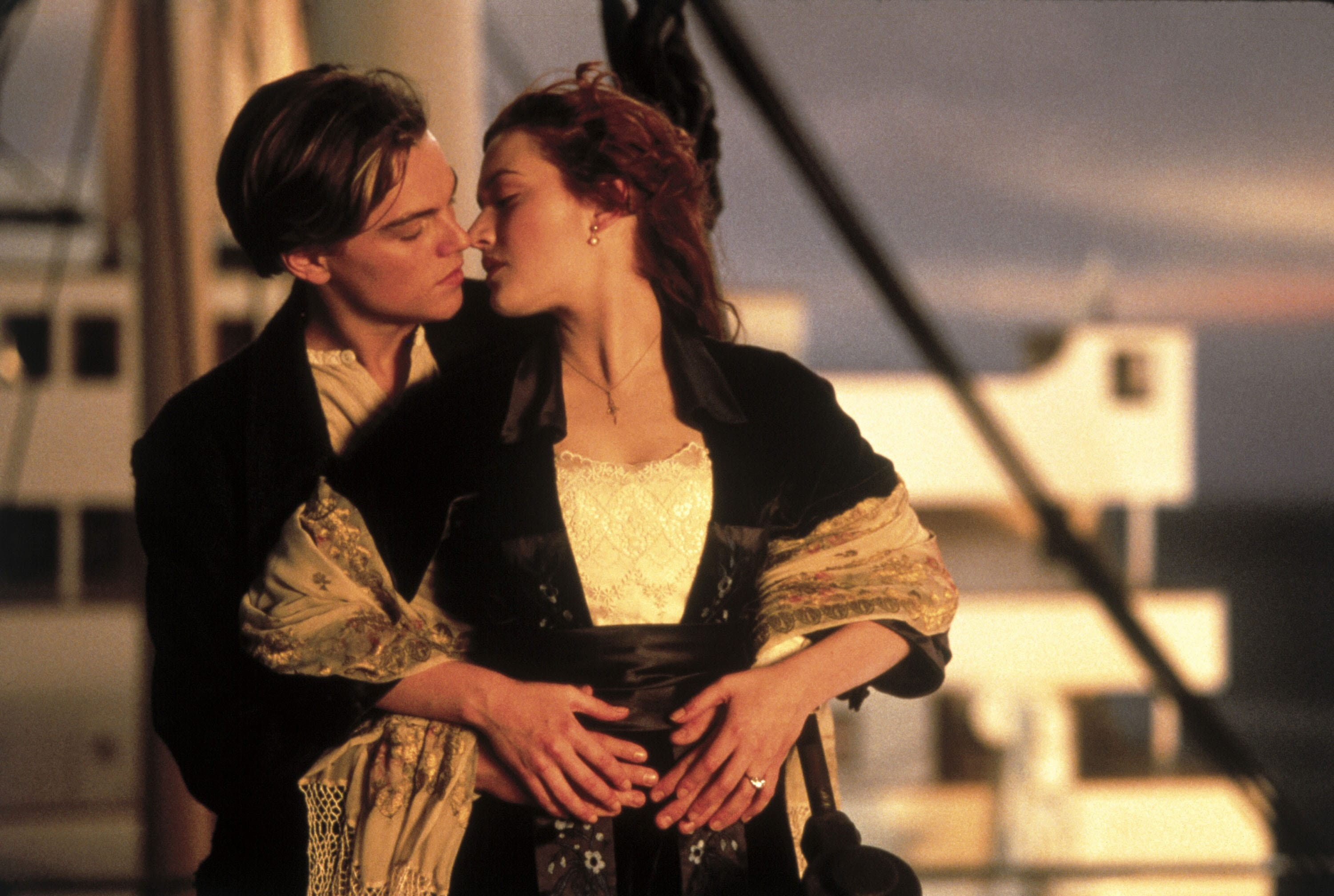 "Of course this was going to be the number 1 on our list! ""Titanic"" was the movie that made DiCaprio an international star—and the king of the ocean (and our hearts). (Photo: WENN)"