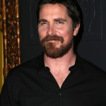 Bruce Wane is hiding behind Christian Bale's thick beard. (Photo: WENN)
