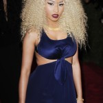 "Nicki Minaj at the ""PUNK: Chaos to Couture"" Met Gala of 2013. (Photo: WENN)"