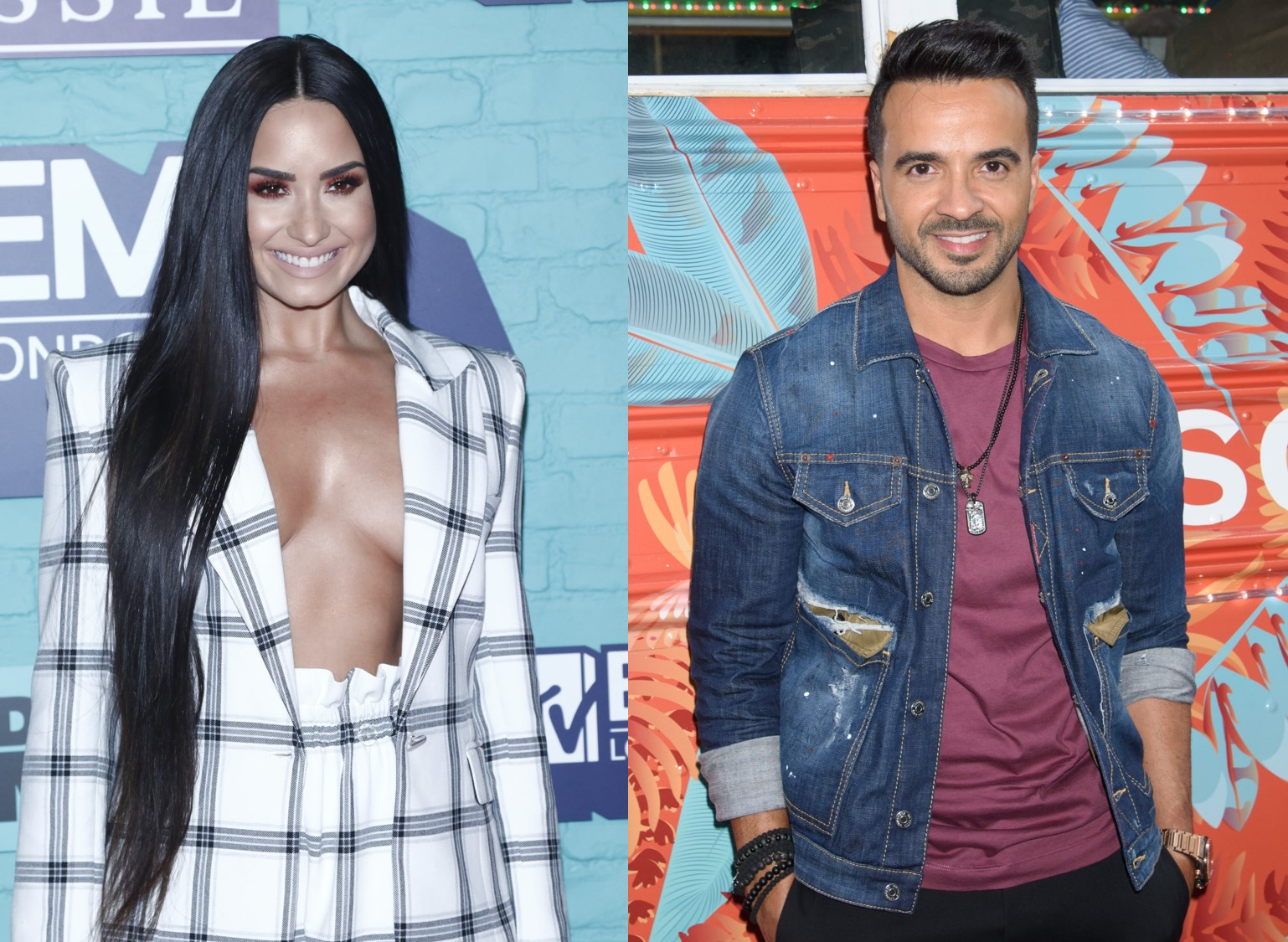 "Demi Lovato has confirmed her upcoming Spanish collaboration, ""Echame la Culpa"", with Luis Fonsi. (Photo: WENN)"