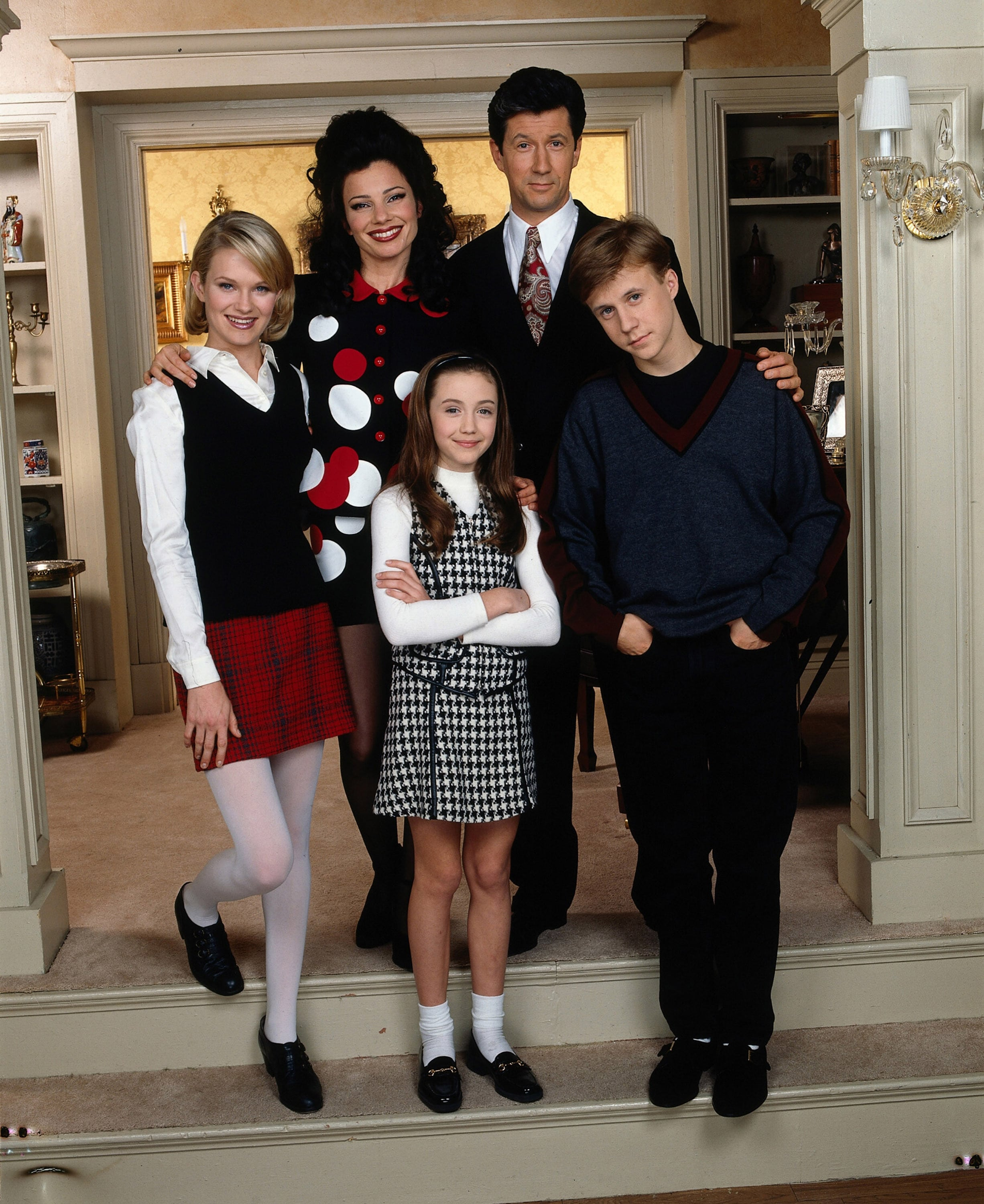 the nanny Rumors of a the nanny reunion had the internet in a frenzy on wednesday (september 26) as reports claimed that cbs confirmed a revival of the popular sitcom for 2019 update 27/09/2018 : this story seems to be false can you believe it's been 24 years since the nanny first aired (24 years, 10 months, 24 days to be exact.