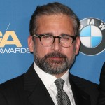 Steve Carrell's beard takes him from funny guy to sexy man! (Photo: WENN)