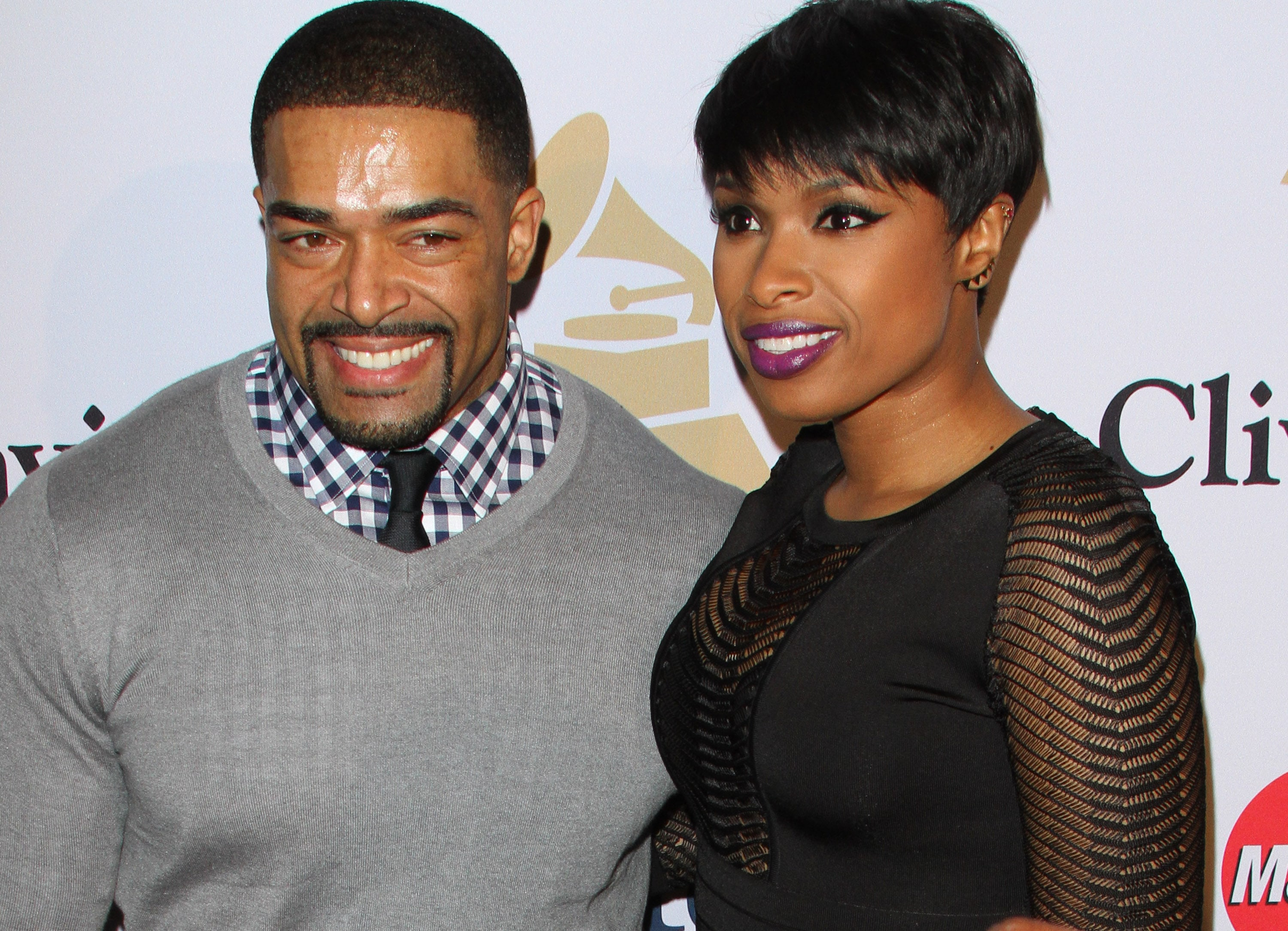 Jennifer Hudson and David Otunga have decided to call it quits. (Photo: WENN)
