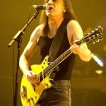 Malcolm Young has died at age 64. (Photo: WENN)