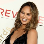 Chrissy Teigen asked to be photoshopped into a Victoria's Secret picture, and the results are hilarious! (Photo: WENN)