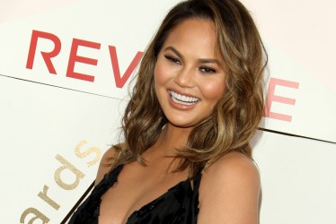 Chrissy Teigen Asked To Be Photoshopped Into A Victoria's Secret Pic And The Results Are Hilarious