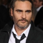 Joaquin Phoenix's beard only adds to his always mysterious look. (Photo: WENN)