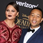 Chrissy Teigen and John Legend are expecting their second child. (Photo: WENN)