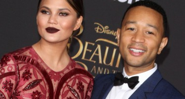 Chrissy Teigen Confirms Second Pregnancy And Boasts Her Baby Bump