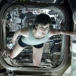 Gravity (2013)— There's not much gravity in Gravity, and Sandra Bullock spent whole days inside a high-tech rig to create the illusion of weightlessness. Might've been easier just to go to space. (Photo: Release)