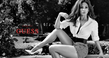Jennifer Lopez Is The Face Of The New Spring 2018 Guess Jeans Campaign