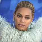 Beyoncé graces the rapper's signature aggressive verses in the hooks of the song. (Photo: WENN)