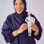 The doll is inspired after American athlete and Olympic bronze medalist Ibtihaj Muhammad. (Photo: Instagram)