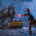 Jurassic Park (1993)— Jurassic Park is the first movie that ever-used computer-generated imagery (CGI). But it was not all about digital effects; the life-like models had a huge impact on the kids who aspired to become geologists as a result! (Photo: Release)