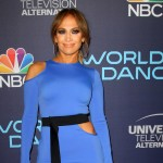 At 48, JLo is the oldest Guess Girl in the history of the brand. (Photo: WENN)