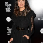 Salma Hayek was born in Mexico, has American citizenship, and is married to a French billionaire. But the beautiful actress has Lebanese paternal grandparents. (Photo: WENN)