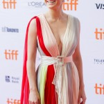 The film follows the story of Carol Danvers (Brie Larson), an Air Force pilot who gets her superpowers after her DNA fuses an alien's. (Photo: WENN)