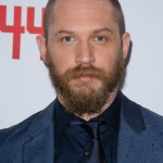 Tom Hardy looks even tougher with a full beard. And that's saying a lot! (Photo: WENN)