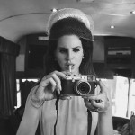 While part of her whole image is the bad girl type who doesn't care about much besides her man, Lana Del Rey should at least care about her health and quit smoking! (Photo: Instagram)
