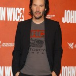 Keanu Reeves may not have Lebanese ancestors, but he was actually born in Beirut! (Photo: WENN)