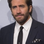 Jake Gyllenhaal's bear is the definition of perfection. (Photo: WENN)