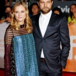 "Diane Kruger and Joshua Jackson have been together for 10 years, so clearly their heart-commitment is stronger than any paper—especially given that the actress ""[doesn't] believe in marriage."" (Photo: WENN)"