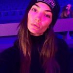 Lily Aldridge gave her followers a very small sneak preview of rehearsals. (Photo: Instagram)