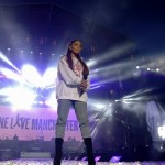 Ariana Grande's moving charity concert One Love Manchester. (Photo: Instagram)