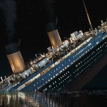 Titanic (1997)— For his sinking-ship masterpiece, James Cameron used every trick in the book. The climactic moment when Titanic cracks in two required a massive tilting set, a hundred stunts, and CGI. (Photo: Release)
