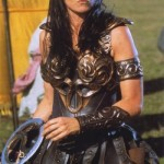 Xena, the famed warrior princess who could go toe-to-toe with Hercules, Eowyn, and even the Hulk for that matter! And yes, she is a princess. (Photo: Promotional)