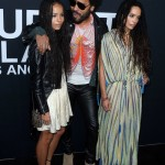 Lisa is the mother of Zoë Kravitz, whom she shares with former husband Lenny Kravitz. (Photo: WENN)