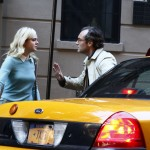 Law has just finished shooting Woody Allen's next movie, starring Elle Fanning. (Photo: WENN)