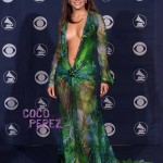 Jennifer Lopez has become a fashion icon for pieces like her legendary green Versace dress. (Photo: WENN)