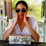 Apart from her television and humanitarian work, the actress founded the now-defunct lifestyle site The Tig. (Photo: Instagram)