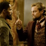 "Playing the sinister plantation owner Calvin Candie, DiCaprio is perfectly cast by Quentin Tarantino as the coconut-drink-slurping psycho in ""Django: Unchained""."