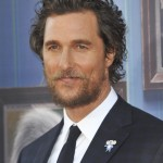 Matthew McConaughey's beard is goals! (Photo: WENN)