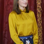 If you thought Disney's princesses dressed up cute, just take a look at Princess (sorry, now Queen!) Letizia of Spain's wardrobe and you'll know why she's one of our favs. (Photo: WENN)