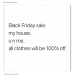 Seems like a good deal to me. (Photo: Twitter)