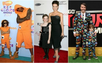 12 Mini Mes: Celebrity Parents Dressed Like Their Kids