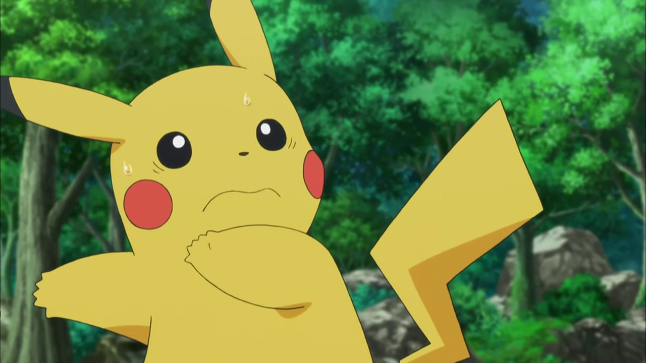 These are 22 of the best reactions to Pikachu's talking scene. (Photo: Release)