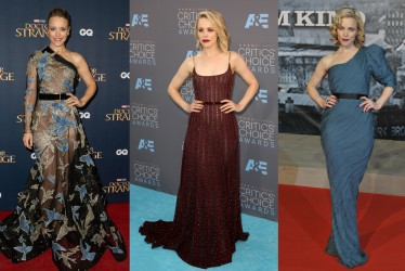 Rachel McAdams' Red Carpet Style Evolution In 15 Pictures