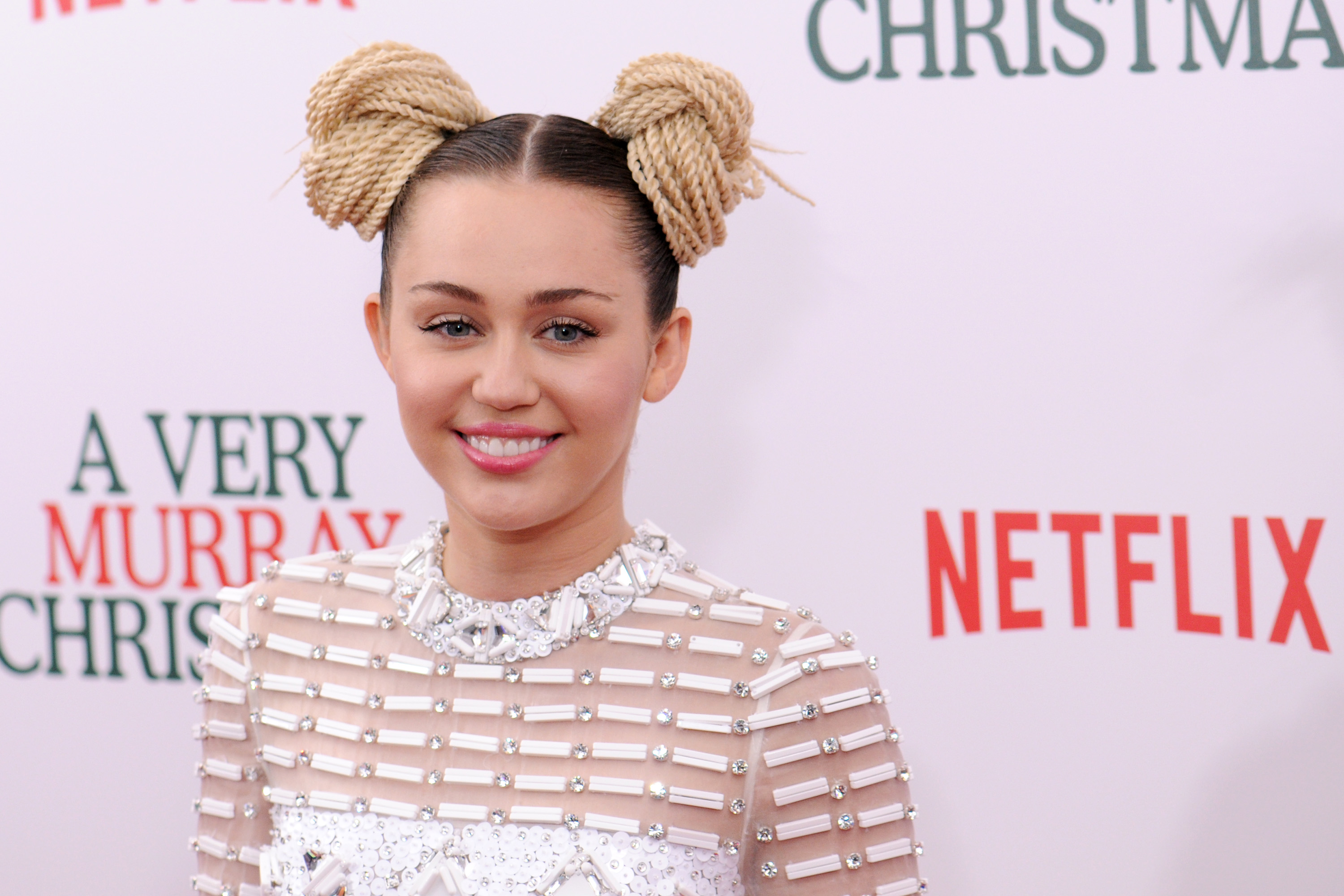 Here are 15 life lessons we've learned from the funny, beautiful, and super talented Miley Cyrus. (Photo: WENN)